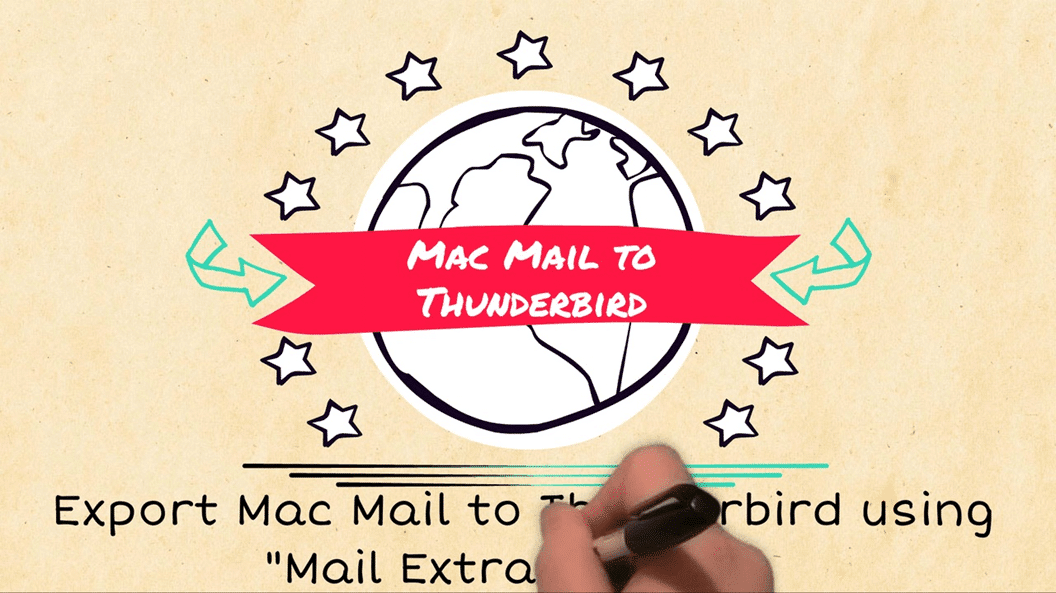 Export Apple Mail to Thunderbird like a True Pro!