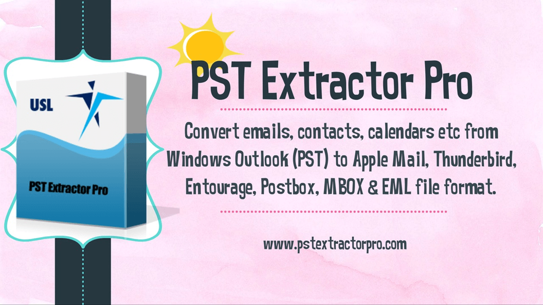PST to MBOX Mac OS X Conversion Quick and Easy!!!