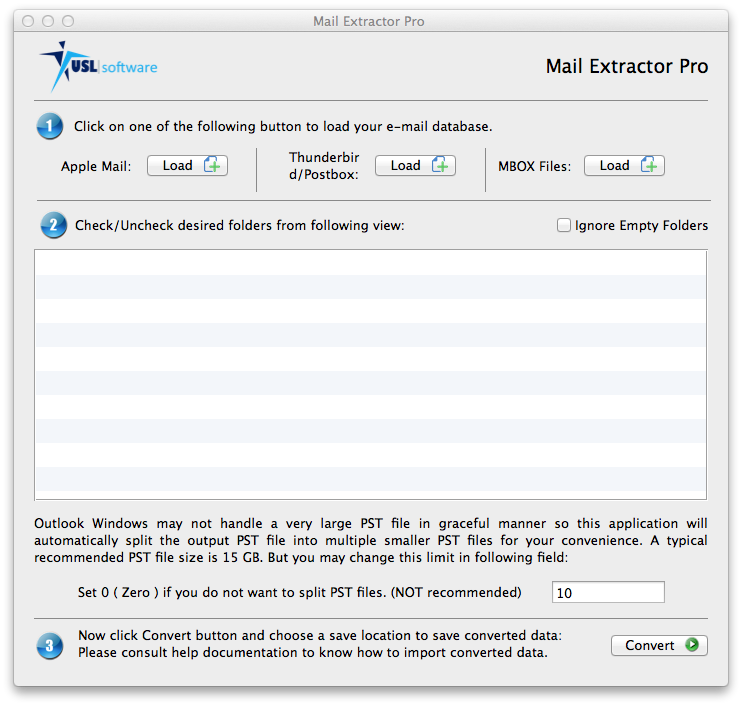 How to export email messages from Mac Mail to Outlook