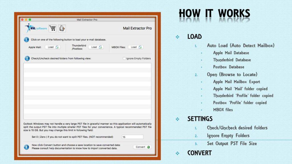 mac mail converter software