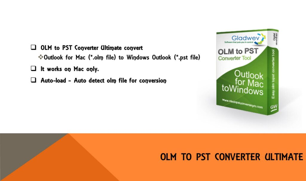 move outlook 2011 to pst
