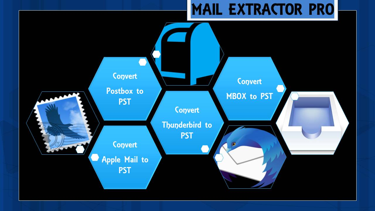Give your MBOX to PST Conversion the professionalism it deserves!