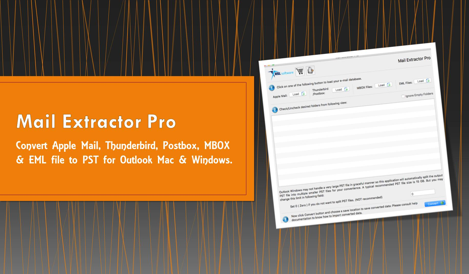 Import EML files into Outlook, the perfect way to set yourself up!